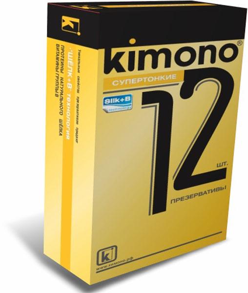 Kimono презервативы супертонкие, 12 шт156-00-13KIMONO Супертонкие тончайшие и невероятно мягкие, не заметны при использовании. Гладкие презервативы в силиконовой смазке с накопителем. Произведены из отборного латекса, при изготовлении использованы самые современные технологии производства и контроля качества на всех этапах. Каждый презерватив проверен электроникой. Только для одноразового использования. Презервативы KIMONO при правильном использовании, обеспечивают надёжную защиту от нежелательной беременности и заболеваний передающихся половым путём в том числе и ВИЧ. Ни одно средство предохранения не гарантирует 100% защиты. Перед использованием необходимо ознакомится с инструкцией внутри упаковки. Фасовка презервативов KIMONO № 3 Супертонкие : в одном блоке (шоу-боксе) 12 упаковок, в каждой упаковке 12 презервативов.
