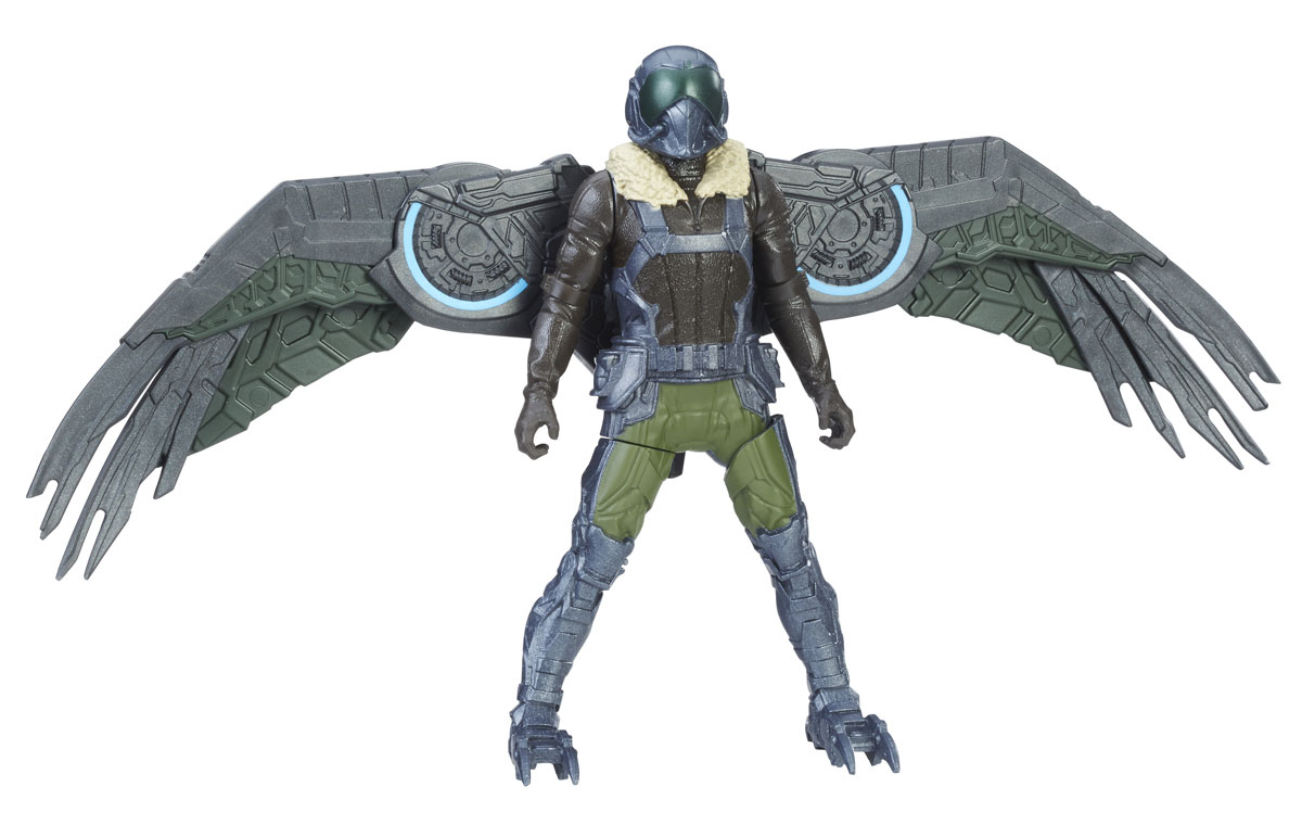 Spider-Man Фигурка Marvel's Vulture C0421 пластилин spider man 10 цветов
