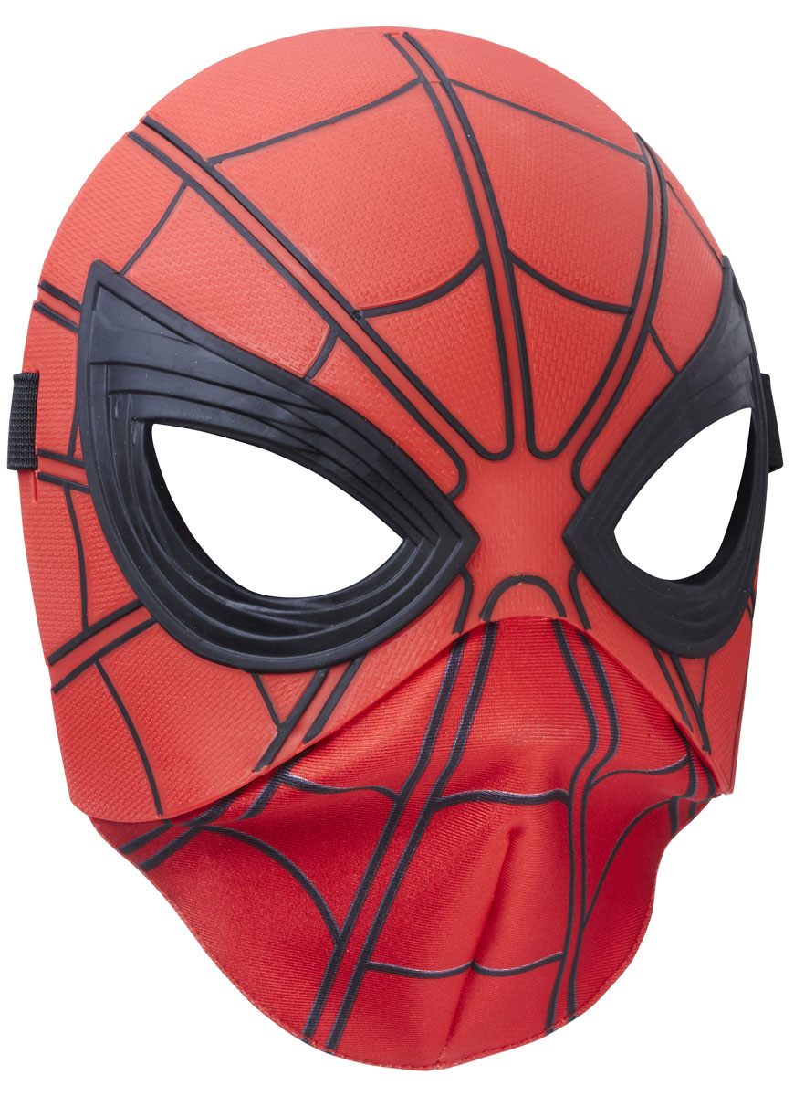 Spider-Man Маска Человека-паука - Маски карнавальные