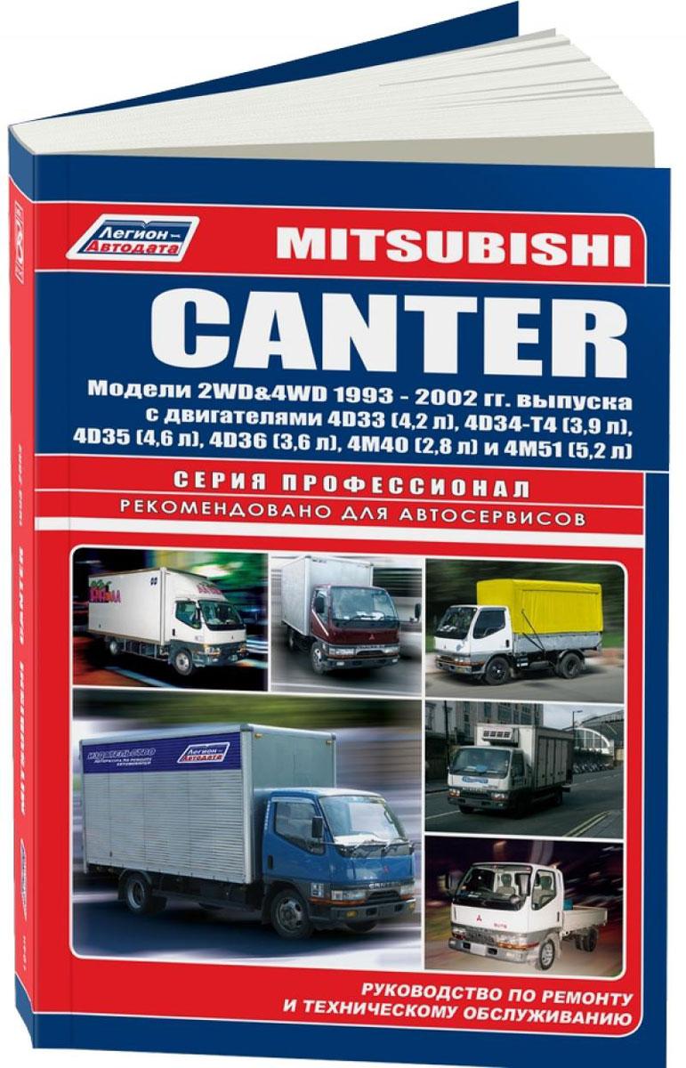 Zakazat.ru Mitsubishi Canter. Устройство, техническое обслуживание и ремонт