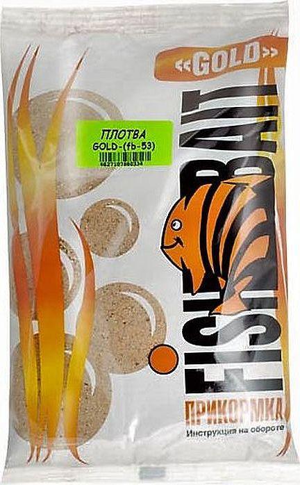 Прикормка для рыб FishBait Gold Плотва Супер, летняя, 1 кг2113223Мелкофракционная прикормка серии Gold светло коричневого цвета, имеющая ярко выраженный аромат аниса. Ни для кого не секрет, что анис - один из любимейших ароматов для всех видов рыб. Состав активно работает за счет термообработанных и измельченных семян конопли. Идеально сбалансированная смесь для ловли плотвы как в толще воды, так и на дне водоема. Товар сертифицирован.