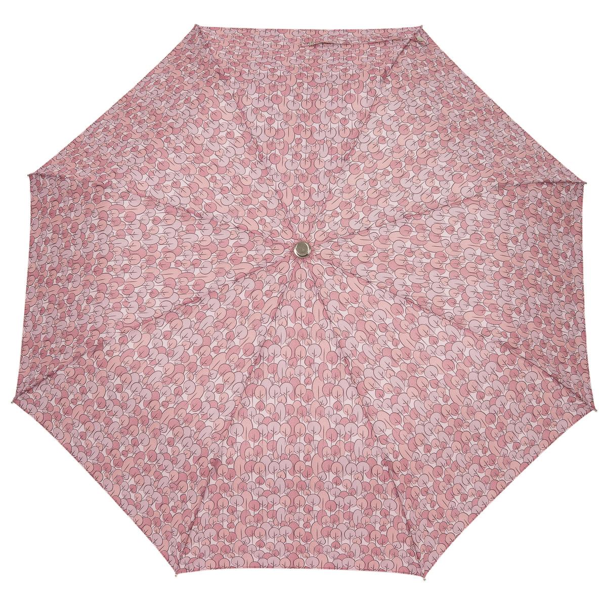 Зонт женский Stilla, цвет: красный. 788/3 miniБрошь-булавкаОблегченный женский зонтик. Конструкция 3 сложения, полный автомат, облегченная конструкция (вес - 320 гр), система антиветер. Ткань - полиэстер. Диаметр купола - 112 см по верхней части, 101 см по нижней. Длина в сложенном состоянии - 27 см.