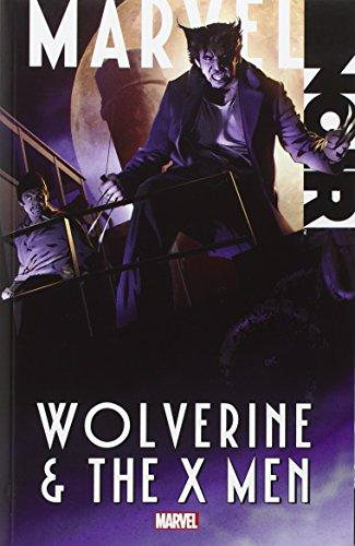 Marvel Noir: Wolverine & The X-Men wolverine and the x men volume 2 death of wolverine