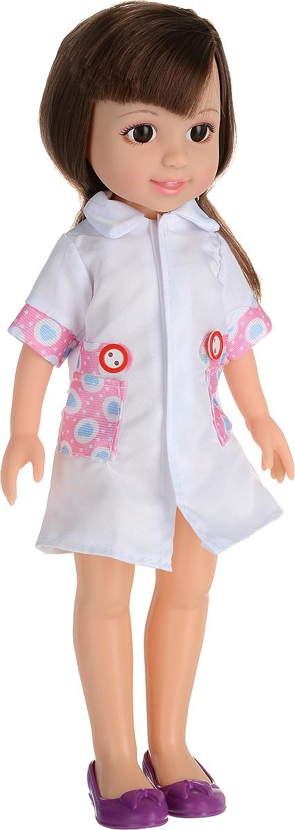 Yako Кукла Jammy Доктор брюнетка M6309 куклы bonna кукла jammy 25 см невеста