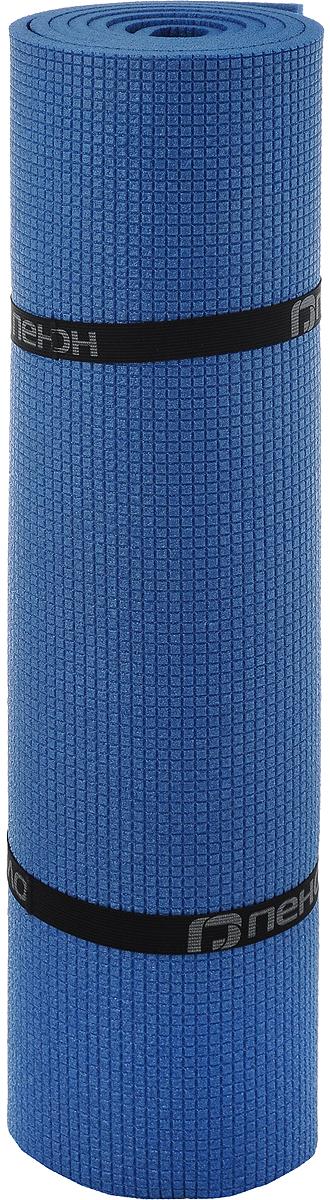 Коврик туристический  Пенолон , цвет: синий, 180 х 60 х 0,8 см - Туристические коврики