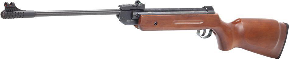 Пневматическая винтовка Strike One B013 сайга 12 4 1 приклад по типу свд фанера ствол 580 мм купить