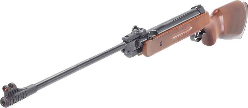 Пневматическая винтовка Strike One B012 сайга 12 4 1 приклад по типу свд фанера ствол 580 мм купить