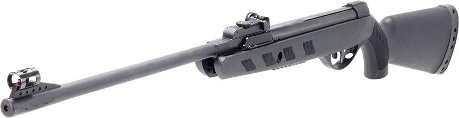 Пневматическая винтовка Strike One B010 сайга 12 4 1 приклад по типу свд фанера ствол 580 мм купить