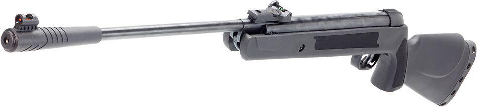 Пневматическая винтовка Strike One B009 сайга 12 4 1 приклад по типу свд фанера ствол 580 мм купить
