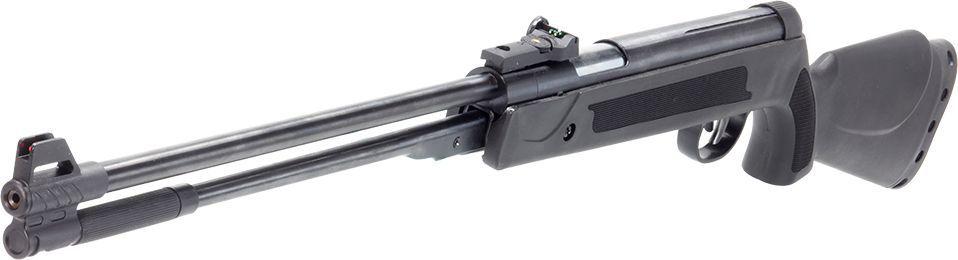 Пневматическая винтовка Strike One B007 сайга 12 4 1 приклад по типу свд фанера ствол 580 мм купить