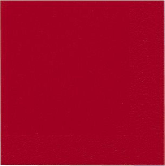 Салфетки бумажные Duni, 3-слойные, цвет: красный, 24 х 24 см, 20 шт. 104061 бумажные салфетки duni салфетки бумажные 3 слойные зеленая 33х33 см 20 шт