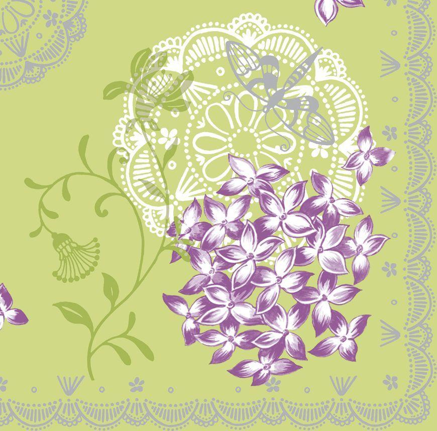 Салфетки бумажные Duni Lin Soft, цвет: зеленый, 40 см158799Трехслойные бумажные салфетки изготовлены из экологически чистого, высококачественного сырья - 100% целлюлозы. Салфетки выполнены в оригинальном и современном стиле, прекрасно сочетаются с любым интерьером и всегда будут прекрасным и незаменимым украшением стола.