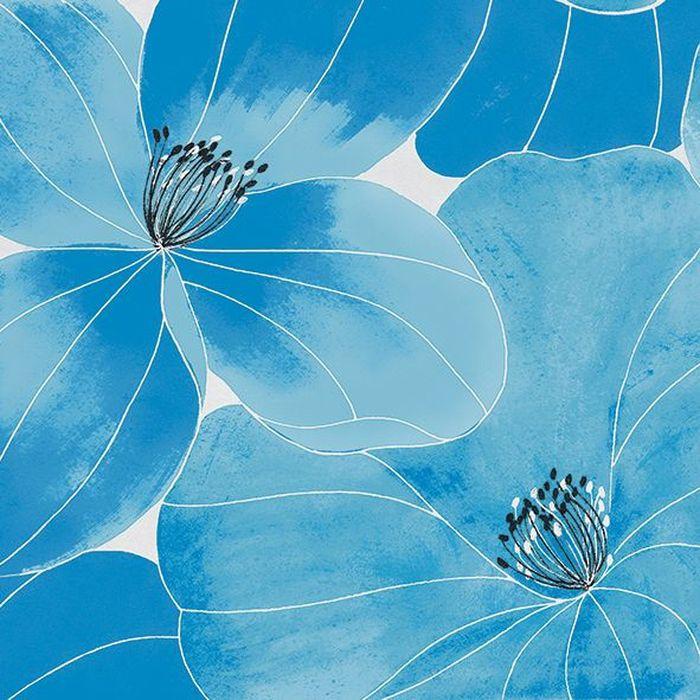 Салфетки бумажные Duni, 3-слойные, цвет: голубой, 33 х 33 см160904Трехслойные бумажные салфетки изготовлены из экологически чистого, высококачественного сырья - 100% целлюлозы. Салфетки выполнены в оригинальном и современном стиле, прекрасно сочетаются с любым интерьером и всегда будут прекрасным и незаменимым украшением стола.
