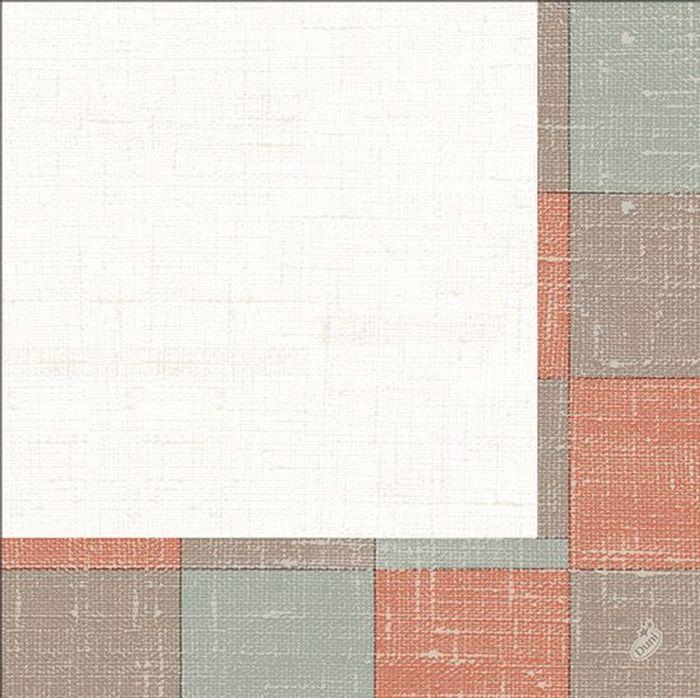Салфетки бумажные Duni  Lin , цвет: белый, 40 см. 161298 - Одноразовая посуда
