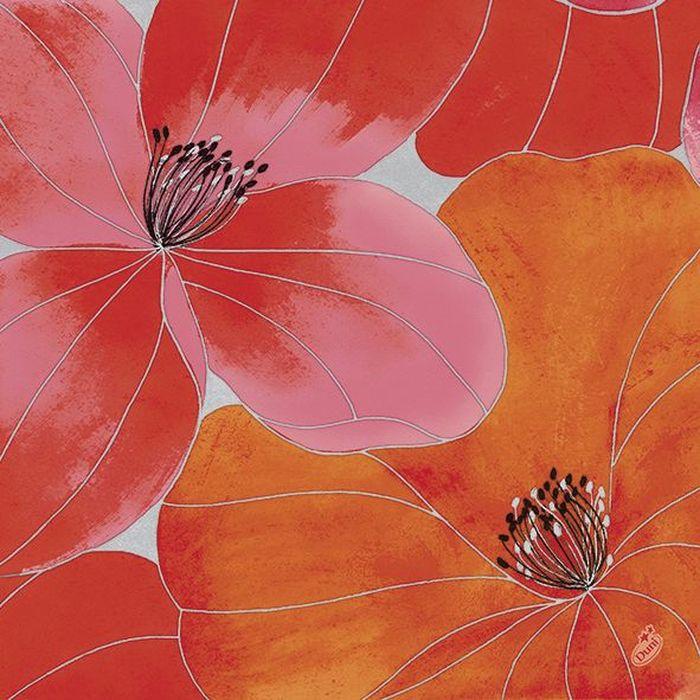 Салфетки бумажные Duni Lin, цвет: красный, 40 см161349Многослойные бумажные салфетки изготовлены из экологически чистого, высококачественного сырья - 100% целлюлозы. Салфетки выполнены в оригинальном и современном стиле, прекрасно сочетаются с любым интерьером и всегда будут прекрасным и незаменимым украшением стола.