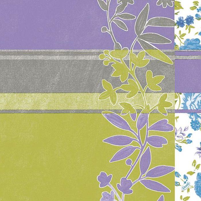 Салфетки бумажные  Duni , 3-слойные, цвет: желтый, 33 х 33 см. 161362 - Одноразовая посуда