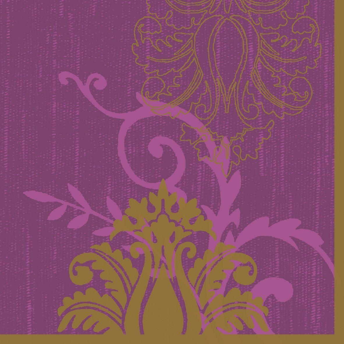 Салфетки бумажные Duni Lin Soft, цвет: фиолетовый, 40 см162746Трехслойные бумажные салфетки изготовлены из экологически чистого, высококачественного сырья - 100% целлюлозы. Салфетки выполнены в оригинальном и современном стиле, прекрасно сочетаются с любым интерьером и всегда будут прекрасным и незаменимым украшением стола.