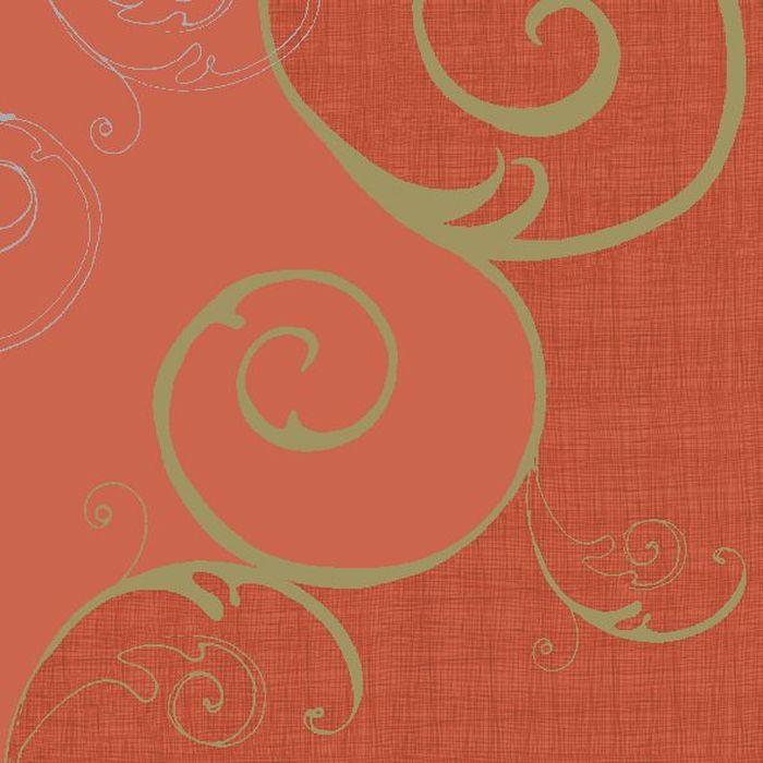 Салфетки бумажные Duni, 3-слойные, цвет: коричневый, 24 х 24 см, 20 шт бумажные салфетки duni салфетки бумажные 3 слойные зеленая 33х33 см 20 шт