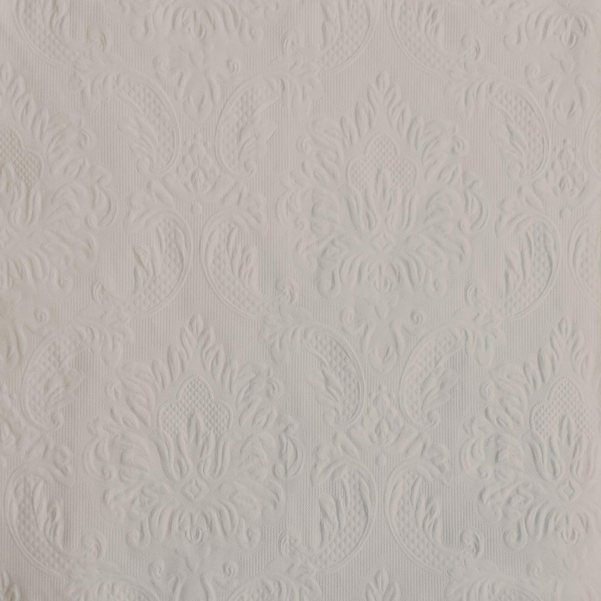 """Салфетки бумажные """"Duni"""", 3-слойные, с тиснением, цвет: серый, 33 х 33 см, 20 шт"""