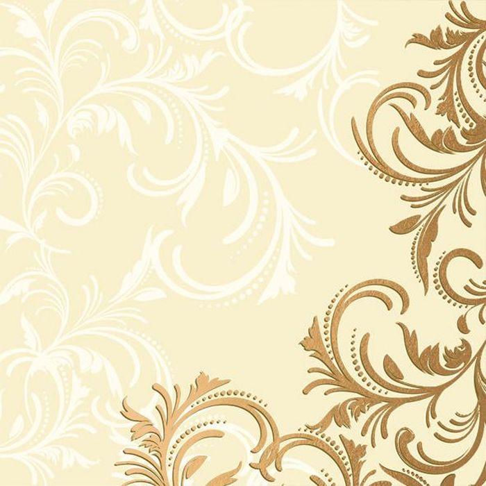 Салфетки бумажные Duni DL Soft, цвет: бежевый, 40 см173266Трехслойные бумажные салфетки изготовлены из экологически чистого, высококачественного сырья - 100% целлюлозы. Салфетки выполнены в оригинальном и современном стиле, прекрасно сочетаются с любым интерьером и всегда будут прекрасным и незаменимым украшением стола.