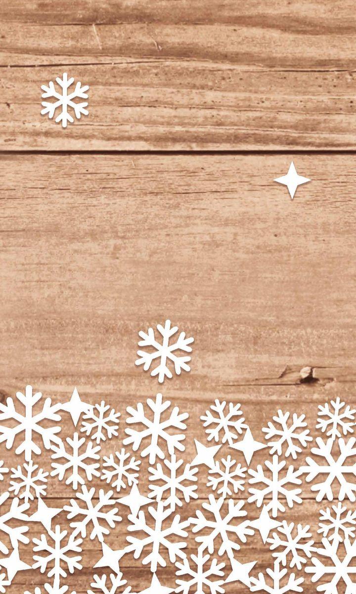 Скатерть одноразовая Dunicel  Let It Snow , цвет: бежевый, 138 х 220 см - Одноразовая посуда