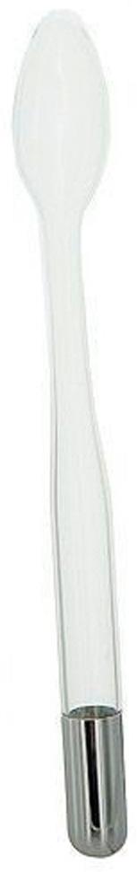 Gess Насадка для Дарсонваля Ложка (лепесток)GESS-623 spoonПозволяет эффективно использовать Дарсонваль для лица, способствуя разглаживанию морщин, повышению упругости кожи, нормализации работы сальных желез. От сети 220В.