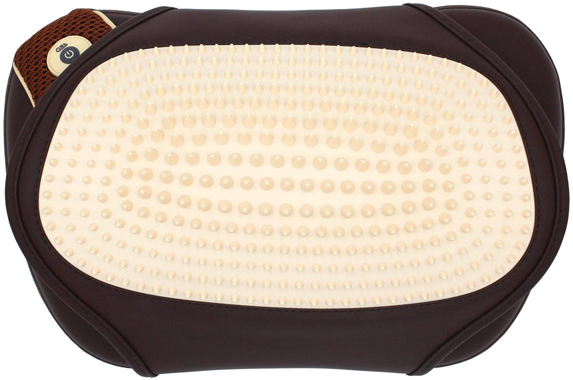 Gess Массажная подушка uTenonGESS-131Для массажа всего тела, шеи и плеч, спины, поясницы и даже ног. От сети 220В через адаптер.