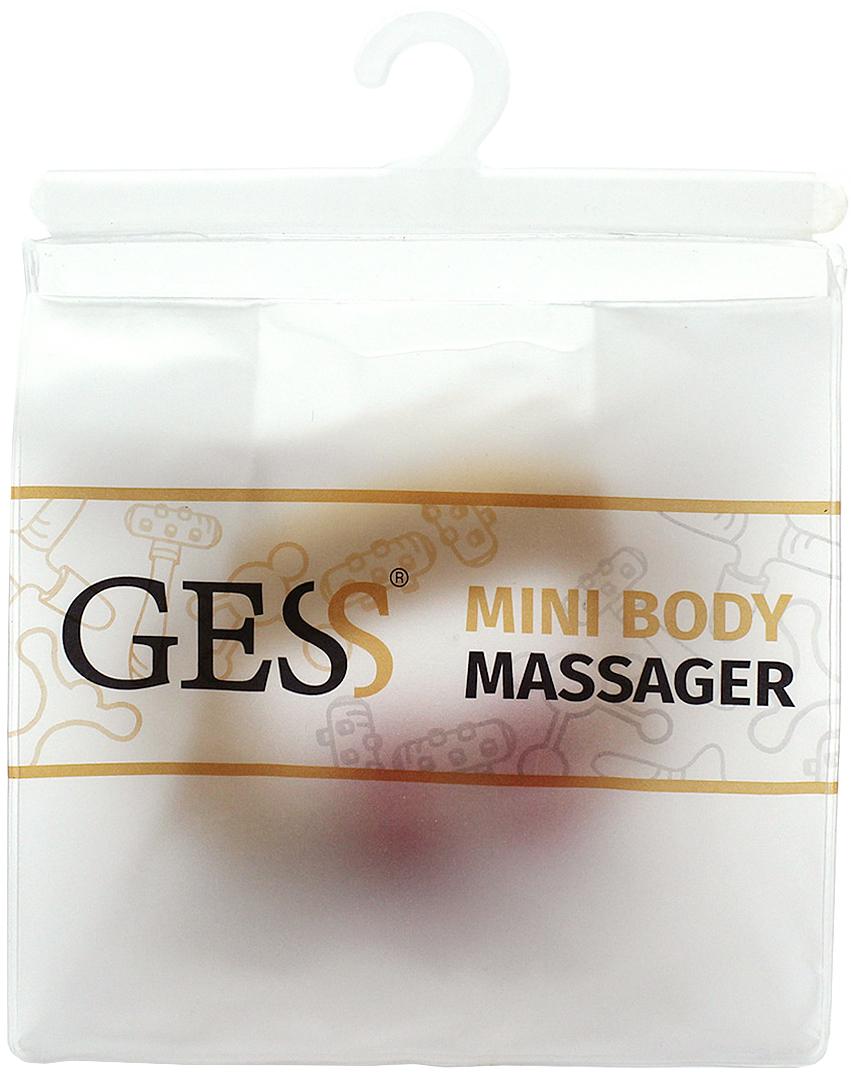 GessМини-массажер для тела Gess Roller-2 Gess