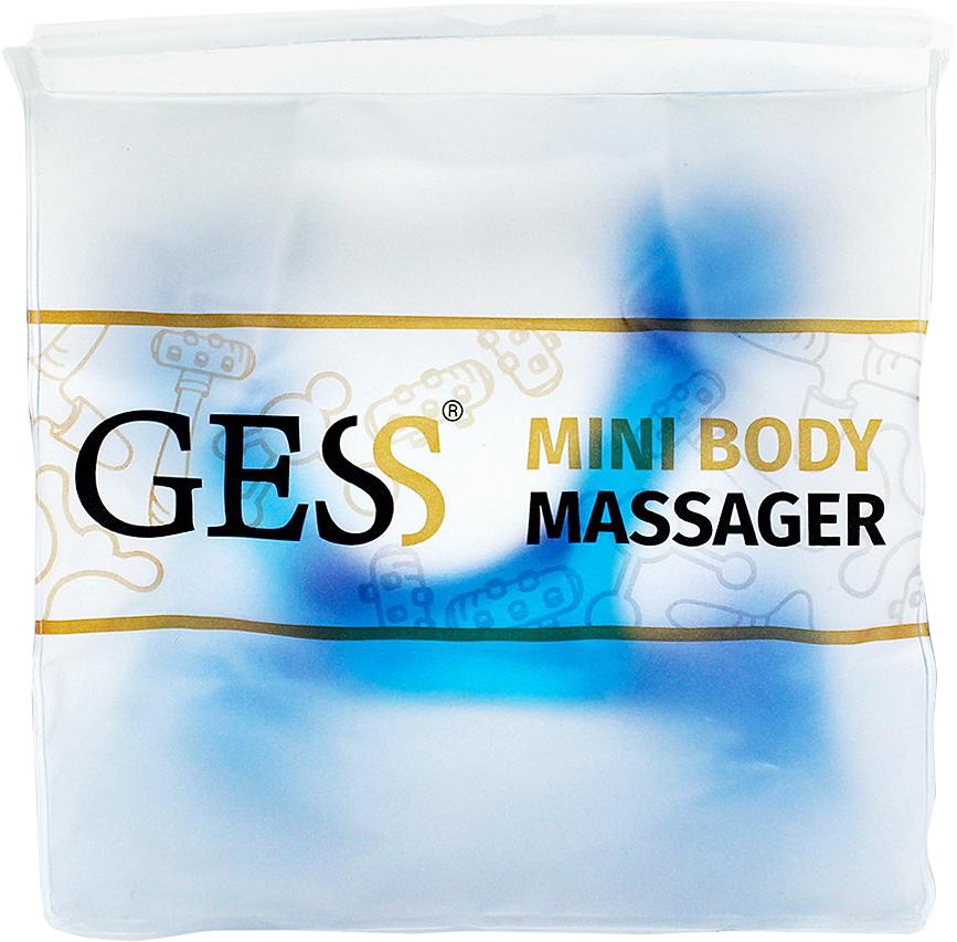 GessМини-массажер для тела Gess Frog-1 Gess