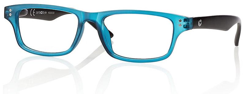 CentroStyle Очки для чтения +3.00, цвет: синий60748Готовые очки для чтения - это очки с плюсовыми диоптриями, предназначенные для комфортного чтения для людей с пониженной эластичностью хрусталика. Очки итальянской марки Centrostyle - это модные и незаменимые в повседневной жизни аксессуары. Более чем двадцати летний опыт дизайнеров компании CentroStyle гарантирует комфорт и качество.