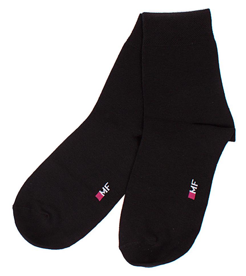 Носки женские Mark Formelle, цвет: черный. 200K-001_930. Размер 25 (38/39)200K-001_930Удобные носки Mark Formelle, изготовленные из высококачественного комбинированного материала, очень мягкие и приятные на ощупь, позволяют коже дышать. Эластичная резинка плотно облегает ногу, не сдавливая ее, обеспечивая комфорт и удобство. Модель дополнена принтом. Практичные и комфортные носки великолепно подойдут к любой вашей обуви.