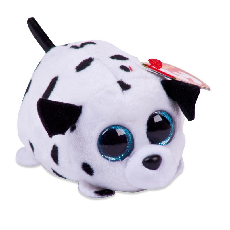 TY Мягкая игрушка Щенок далматинец Spangle 10 см