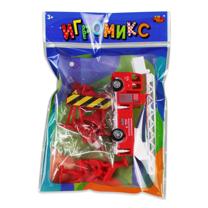 ABtoysИгровой набор Пожарная техника ABtoys