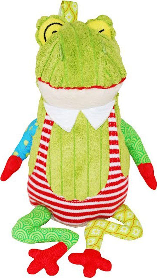 Deglingos Игрушка музыкальная Лягушонок Croakos лягушонок игрушка мягкая