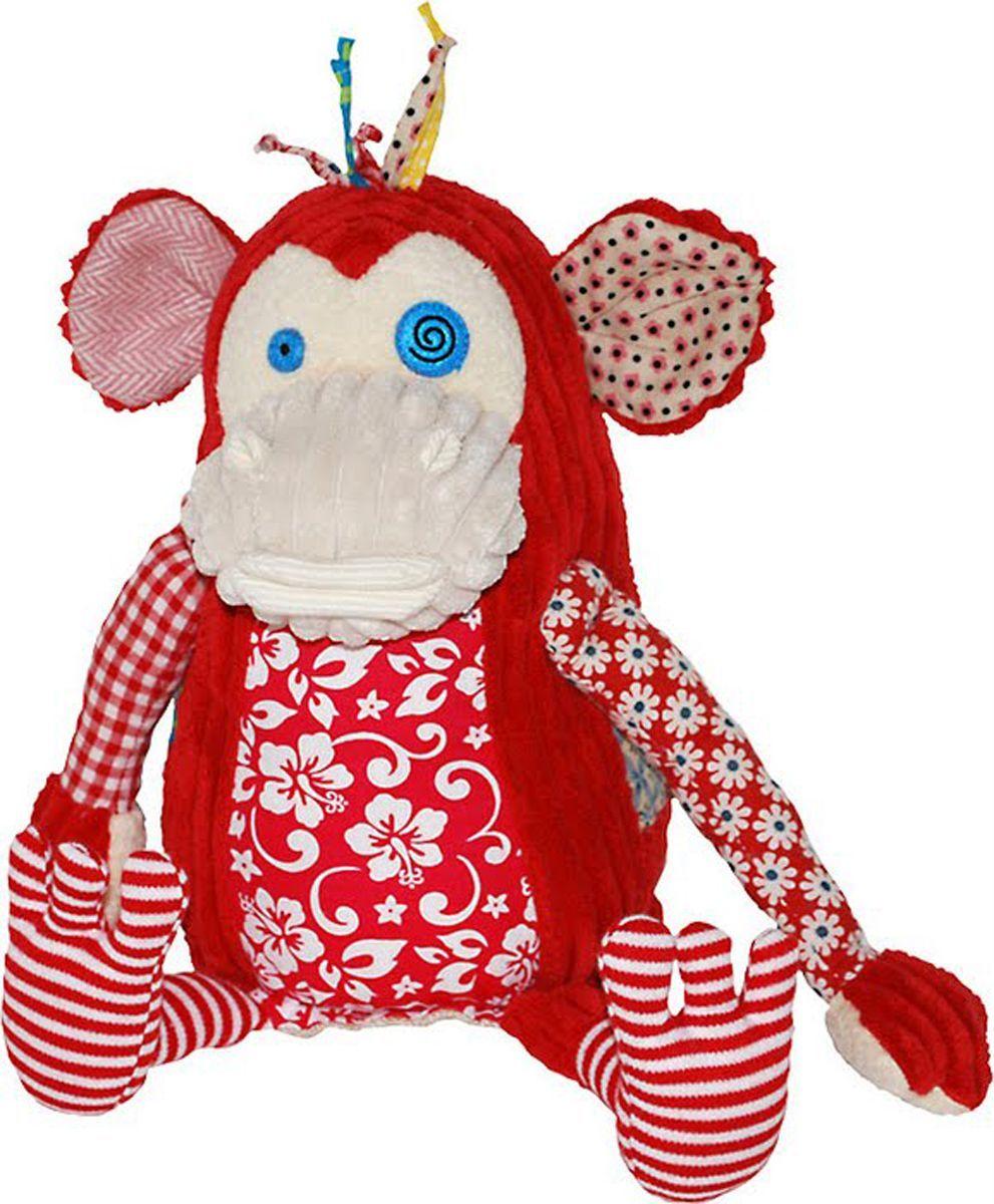 Deglingos Original Мягкая игрушка Обезьянка Bogos deglingos baby мягкая игрушка собачка nanos