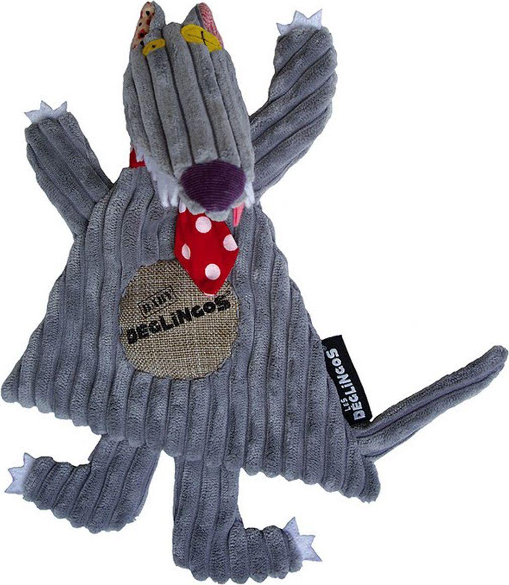Deglingos Baby Мягкая игрушка Волк BigBos lookbook что это