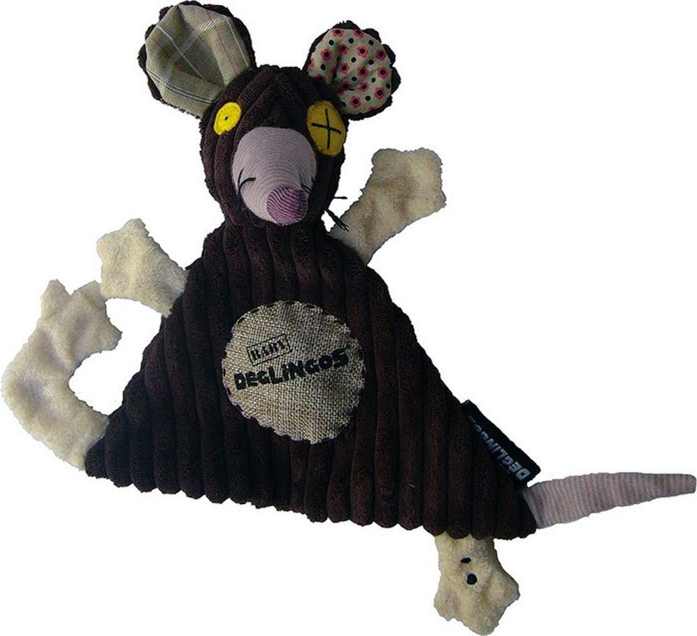 Deglingos Baby Мягкая игрушка Крыска Ratos deglingos baby мягкая игрушка собачка nanos