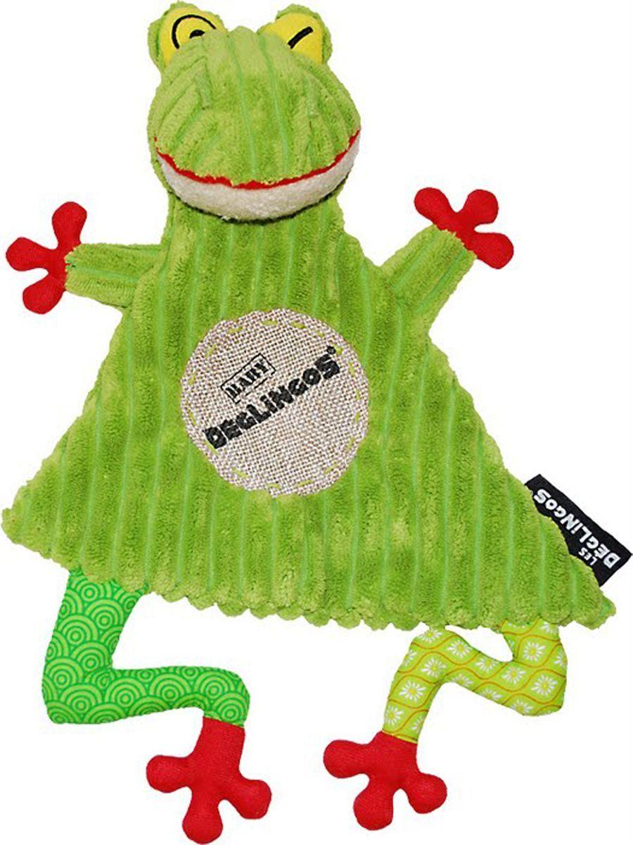 Deglingos Baby Мягкая игрушка Лягушонок Croakos deglingos baby мягкая игрушка собачка nanos