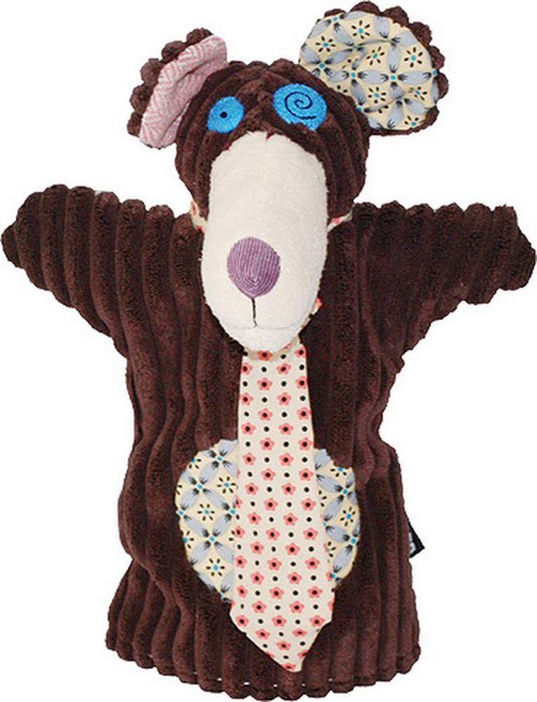 Deglingos Игрушка-театр Медвежонок Gromos медвежонок кубеба kubeba