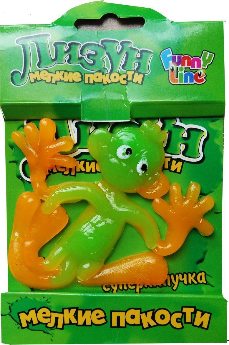 Funny Line Nano Лизун Обезьянка игрушка funny line nano лизун обезьянка cs1096