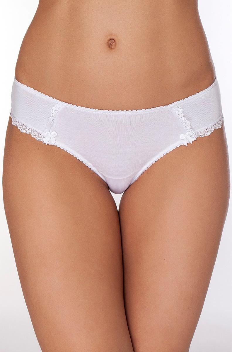 Купить Трусы женские Vis-A-Vis, цвет: белый. DSL1202. Размер XS (42)