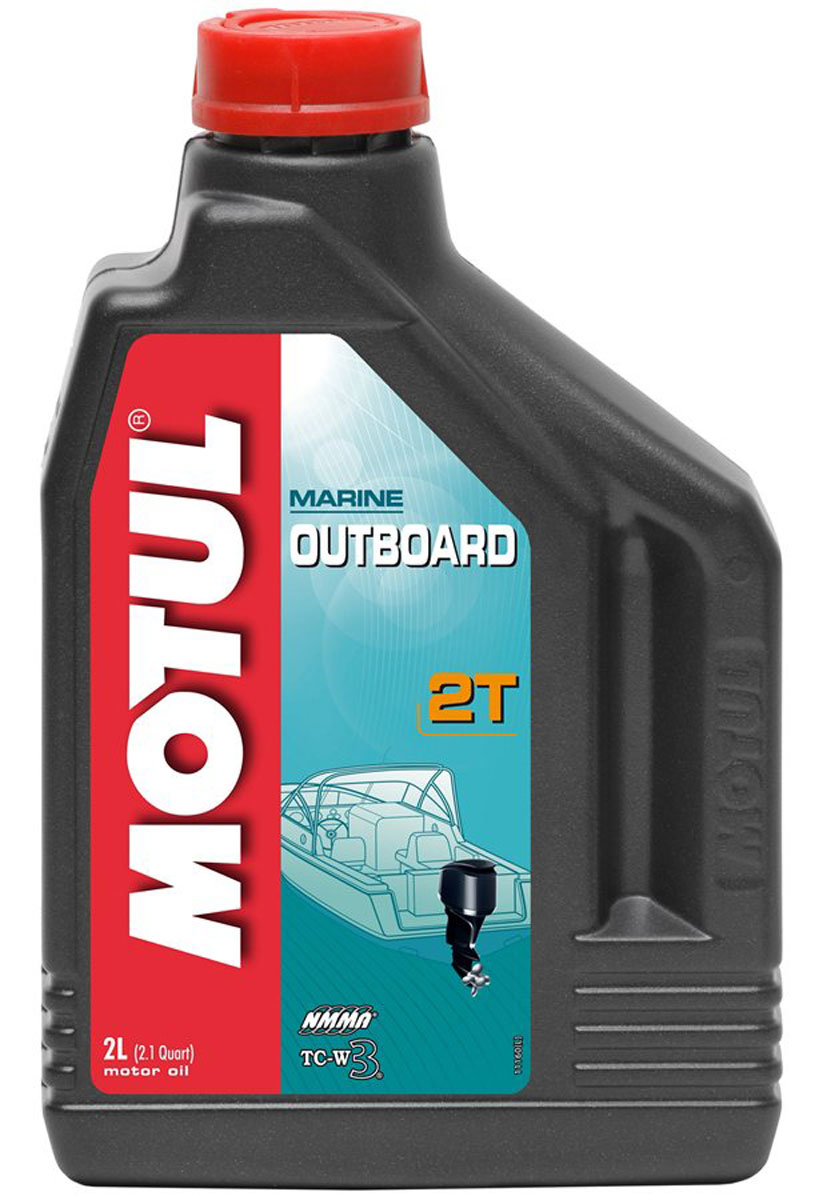 Масло моторное Motul Outboard 2T. Technosynthese, 5 л. 106612 моторное масло motul outboard 2t 1 л