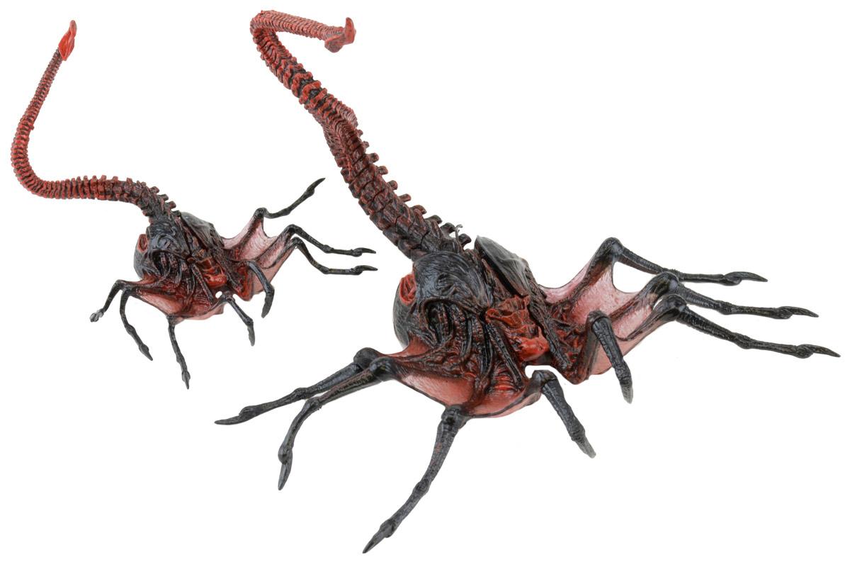 Aliens Series 10. Фигурка Alien Queen Facehugger фигурка neca aliens series 6 amanda ripley torrens spacesuit