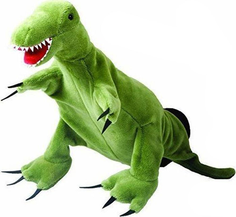 Beleduc Игрушка на руку Динозавр Т-Rex кукла на руку beleduc овечка