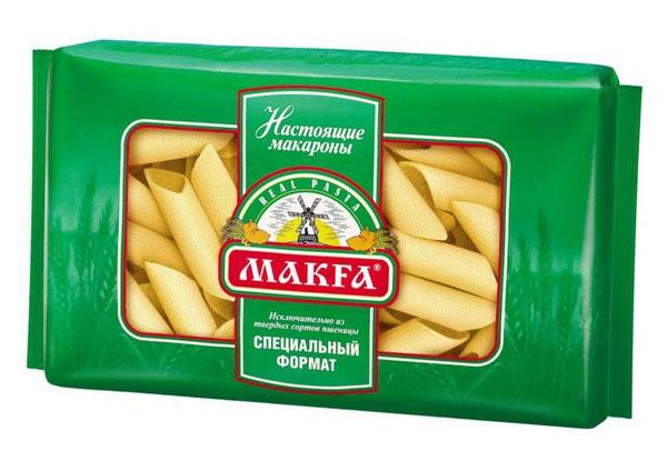 Makfa перья королевские, 300 г granmulino перья 54 450 г