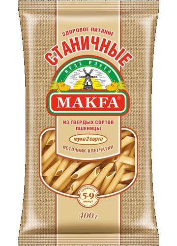Makfa Станичные перья любительские, 400 г makfa гречневая ядрица 800 г