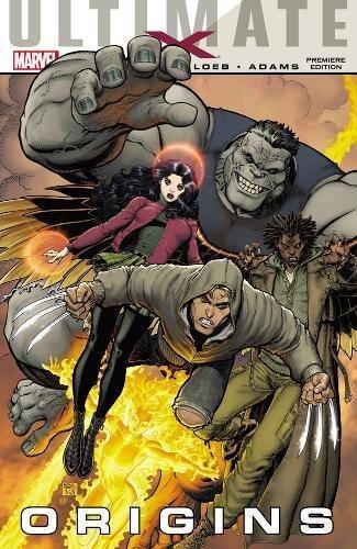 Ultimate Comics X: Origins ultimate comics new ultimates thor reborn