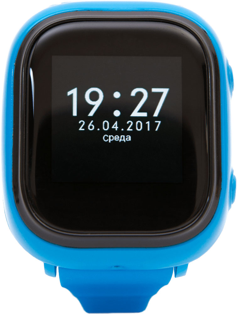 EnBe Children Watch умные детские часы с GPS трекером, Blue