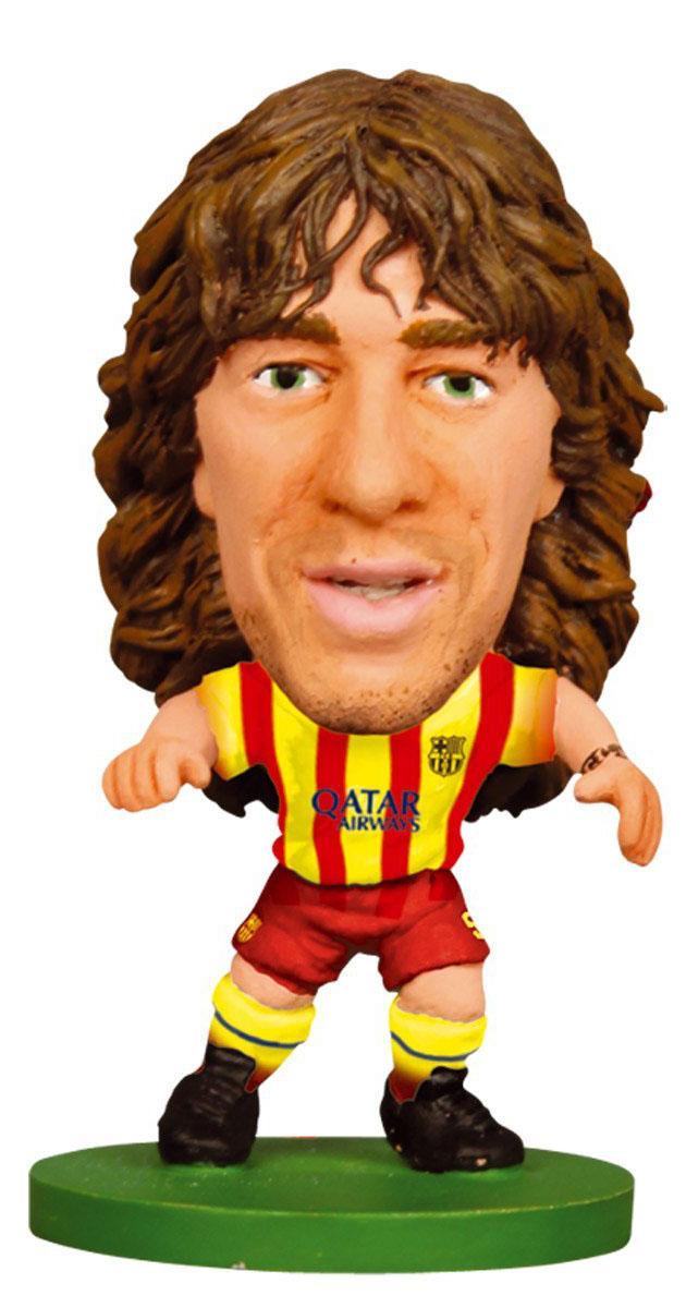 Soccerstarz Фигурка футболиста FC Barcelona Carles Puyol Away Kit tryp barcelona condal mar hotel 4 барселона