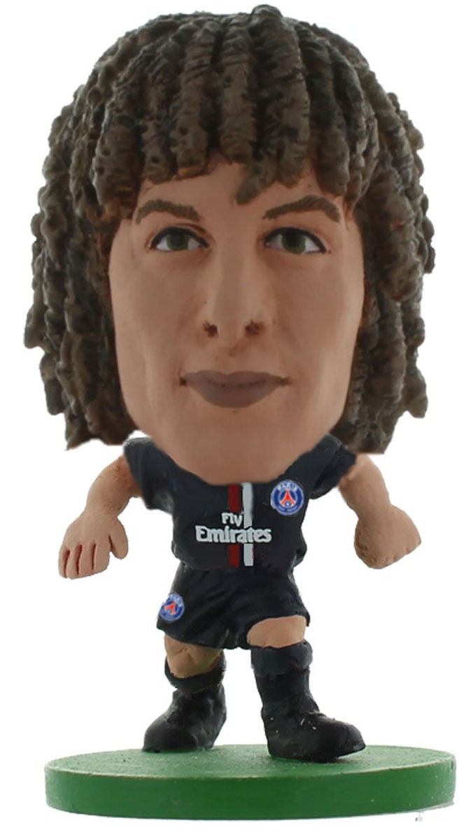 Soccerstarz Фигурка футболиста FC Paris Saint-Germain David Luiz psg paris saint germain bordeaux